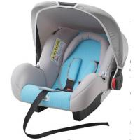 Wholesale Gray And Blue Child Safety Car Seats With Side - Impact Protection System from china suppliers