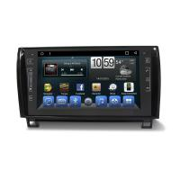 China Toyota Sequoia 2008-2015 Android Car Multimedia System built in wifi bluetooth radio for sale