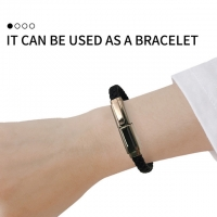 Wholesale 20cm 25cm USB2.0 Bracelet Usb Charging Cable OTG USB Flash Drive from china suppliers