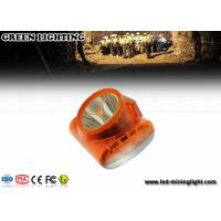 China Eco Friendly Coal Mining Lights , 3.7v 6.2ah Battery Cordless Miners Lamp on sale