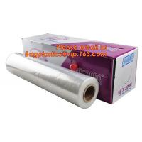 Newly design household food grade excellent quality factory price cling film for sale