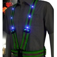 Buy cheap LED Reflective Construction Safety Belts from wholesalers
