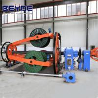 Wholesale Energy Saving Cable Manufacturing Machine Customized Color Easy Operation from china suppliers