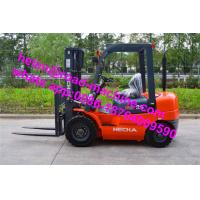 Wholesale Chinese Brand 145mm Free Lift FD30 3T Diesel Lift  500mm Load Center Heli Brand Forklift from china suppliers