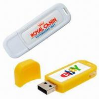 Wholesale U11 USB2.0 Flash Drives with 2/4/8GB Capacity from china suppliers