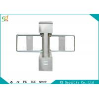 Wholesale VIP Or Disabled Swing Barrier Gate Sensor Access Control System Turnstiles from china suppliers