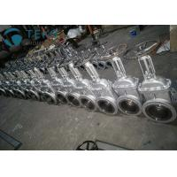 Wholesale ASTM A216 GR WCB Wedge Gate Valve For WOG Flange Weld End Durable from china suppliers