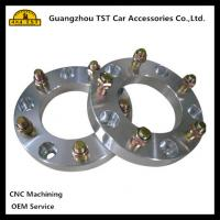 Buy cheap CNC Machining 30mm Wheel Spacers For Land Rover 1.2 Inch 5x6.5 5X165 from Wholesalers