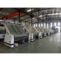Wholesale HRB pack 3 5 layer paper automatic flute laminating machine from china suppliers