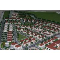 China 1 / 400 Scale Villa 3d Model , Layered Color Physical Architecture Model for sale