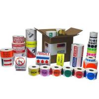 Wholesale Waterproof Printed Self Adhesive Labels Permanent For Glass Bottle from china suppliers
