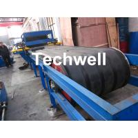 Wholesale PU Insulated Sandwich Panel Forming Machine With Double Belt Drive Type , Cooling System from china suppliers