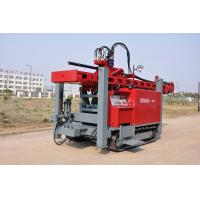 Buy cheap Full Hydraulic Top Drive Crawler Mounted RC4 Water Well Drilling Rig from Wholesalers