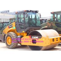 Wholesale XCMG 14 Ton Mechanical Single Drum Vibratory Compactor, Road Roller XS143J from china suppliers