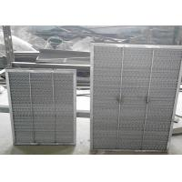 Wholesale Aluminum Range Hood Filter Frame Demister  Dry Suction Tower Wire Demister Pad Cell from china suppliers