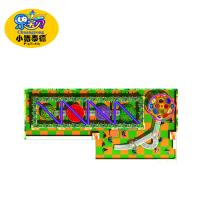 Funny Kids Assault Course Equipment , Children'S Outdoor Obstacle Course Equipment
