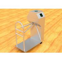 Wholesale Waterproof Automatic Turnstiles / Vertical Half Height Tripod Barrier Gate from china suppliers
