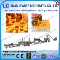 Wholesale kurkure making machine manufacturers industrial food equipment making cheetos from china suppliers