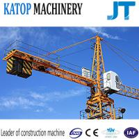 Quality 4t load 50m boom TC5008A tower crane with CE and ISO certificate for sale