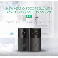 Wholesale B10 Two Way Talk WIFI Video Camcorder Wireless Night Vision Camera Doorbell from china suppliers