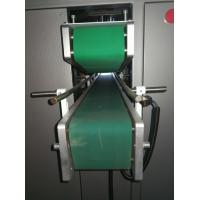 Quality Non - Woven Fabric Toilet Roll Cutting Machine With Arc Shaped Clamping Unit for sale