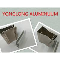 Wholesale Purple Gold / Bronze  Extruded Aluminum Electronics Enclosure High Weather Resistance from china suppliers