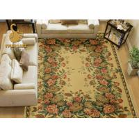 Wholesale Fireproof Needle Punched Non Woven Felt Backed Carpet Underlay 100% Polyester from china suppliers
