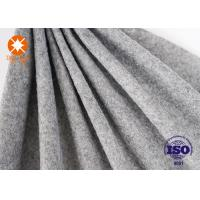 Wholesale Polyester Needle Punched Felt Non Woven Fabric Easy Cleaning / Antistatic from china suppliers