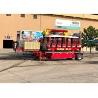 Wholesale 24 Seats Trailer Mounted Rides 1 Year Warranty For Mall / Amusement Park from china suppliers