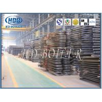 China Alloy Steel Superheater And Reheater For Pulverized Coal Boilers With Natural Circulation for sale
