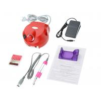 Quality High Speed 25000RPM Automatic Nail File , Salon Professional Electric Nail File Machine for sale