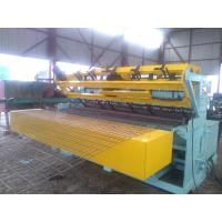 Wholesale Fully Automatic Wire Mesh Welding Machine Color Customized With PLC Control from china suppliers
