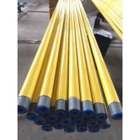 Wholesale Weathering Resistant Coated Steel Tube For Gas Pipes Custom Seamless API 5L from china suppliers