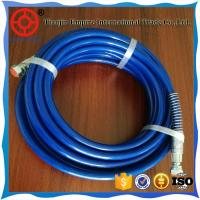 Wholesale Nylon&Polyurethane High pressure air and fluid painting spray hose resistant to abrasion, oil and weather from china suppliers