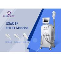 Buy cheap Hair Removal SHR IPL Machine OPT 10.4 Inch Color Touch LCD Display from wholesalers