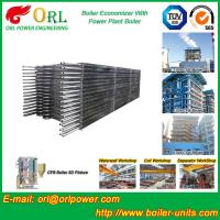 Quality Condensing CFB Boiler Economizer Coil / Economiser In Power Plant power plant for sale