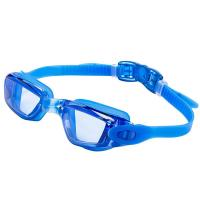 Wholesale Adult Mirrored Optical Swim Goggles , Anti Fog Prescription Swimming Goggles OEM / ODM from china suppliers