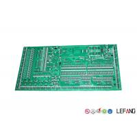 Wholesale HASL Surface Treatment PCB Circuit Board Green Solder Mask 1.6 Mm Thickness from china suppliers