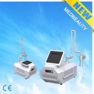 Wholesale Portable Co2 Fractional Laser for vaginal rejuvenation tightening,skin rejuvenation , scar removal from china suppliers