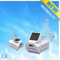 Wholesale Portable Co2 Fractional Laser for vaginal rejuvenation tightening,skin rejuvenation , scar removal from china suppliers