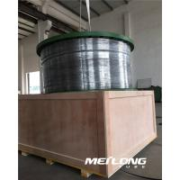 Wholesale ASTM B704 N08825 Incoloy Alloy 825 seamless coiled tubing hydraulic control line from china suppliers