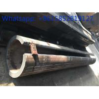 Heavy wall thickness stainless steel welded pipe gost