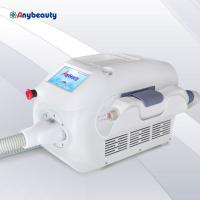 Wholesale Pure White Mini Q Switched Nd Yag Laser 300w 1 - 6hz For Tattoo Removal from china suppliers