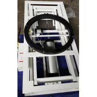 China Rotateable Air Powered Lift Table High Speed Suitable For Assembling / Packaging on sale