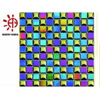 Buy cheap HTY - TRB 300  Bright Color Metal Stainless Steel Mosaic Tile Foshan Coating Factory from wholesalers