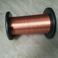 Wholesale Mylar High Frequency Litz Wire 0.05 X 140 With 5500v Breakdown Voltage from china suppliers