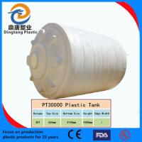 China rotational moulded plastic storage water tank, polyethylene water tank on sale
