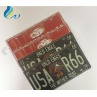 Wholesale Outdoor Vintage Metal Signs Letter Theme Aluminum Anodized Sign With Edgefold from china suppliers