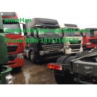 Wholesale 6 x 4 SINOTRUK HOWO A7 420HP TRACTOR TRUCK ZZ4257N3247N With One bed &Air Conditiner Got from china suppliers