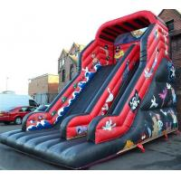 Wholesale Red / Black Pirate Inflatable Pirate Ship Slide For Party 30ft from china suppliers